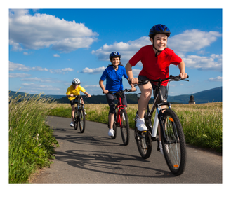 Child cyclights will love our bike lights and accessories and be safer for it.